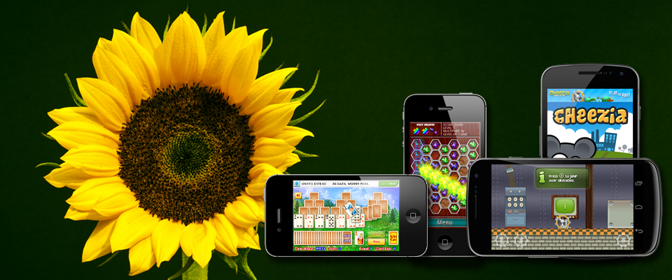 Bringing sunshine to mobile apps